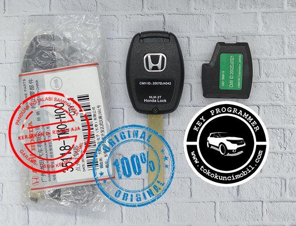 Honda remote 3 tombol CRV Accord DI BAWAH TAHUN 2006 KUALITAS ORIGINAL
