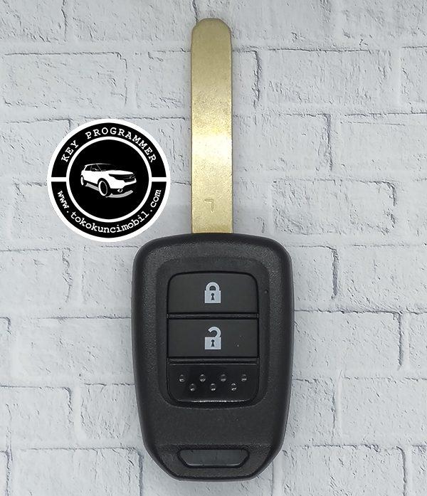 Remote honda 2 tombol Brio Brv Mobilio Kualitas Original