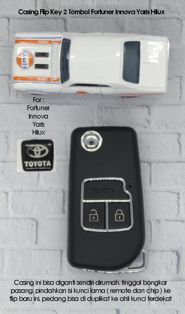 casing-flip-key-toyota-innova-fortuner-yaris-hilux-2-tombol